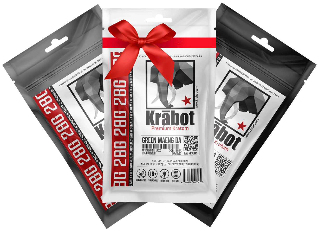 Krabot Rewards