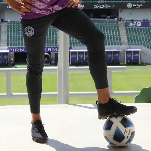 Pants Negro Jaspeado Mazatlán FC