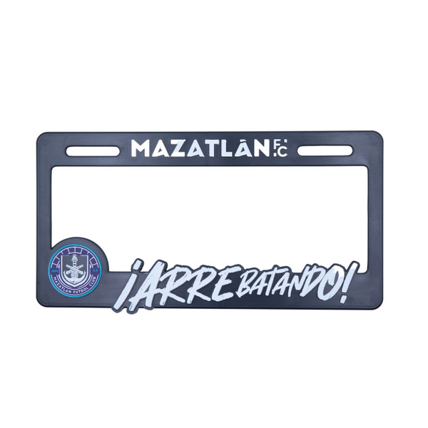 Portaplacas Mazatlán FC