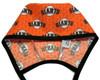 Men's Optional Sweatband Unlined Surgical Scrub Hat Handmade with  San Francisco Giants Mini Print fabric