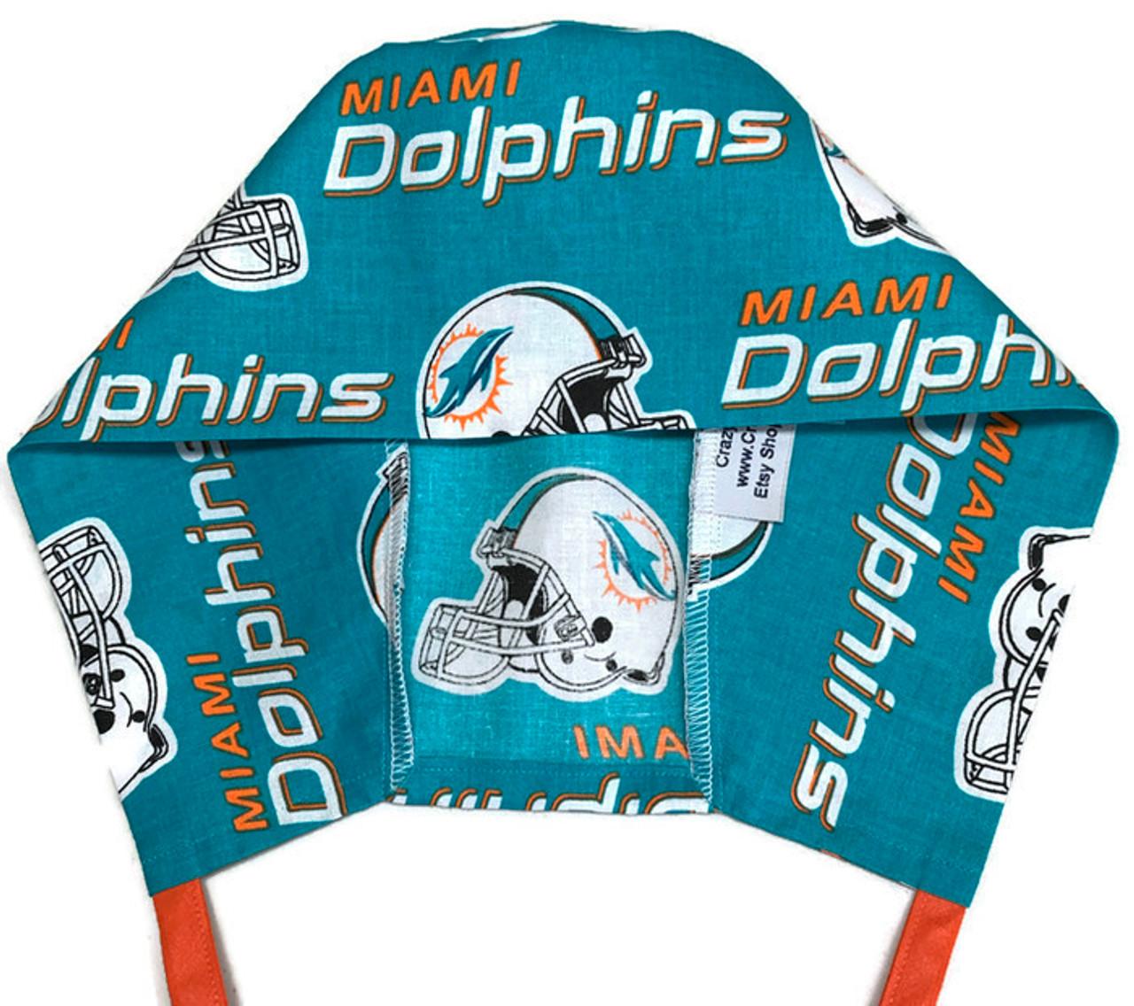 Dolphin/'s Men/'s Scrub Cap
