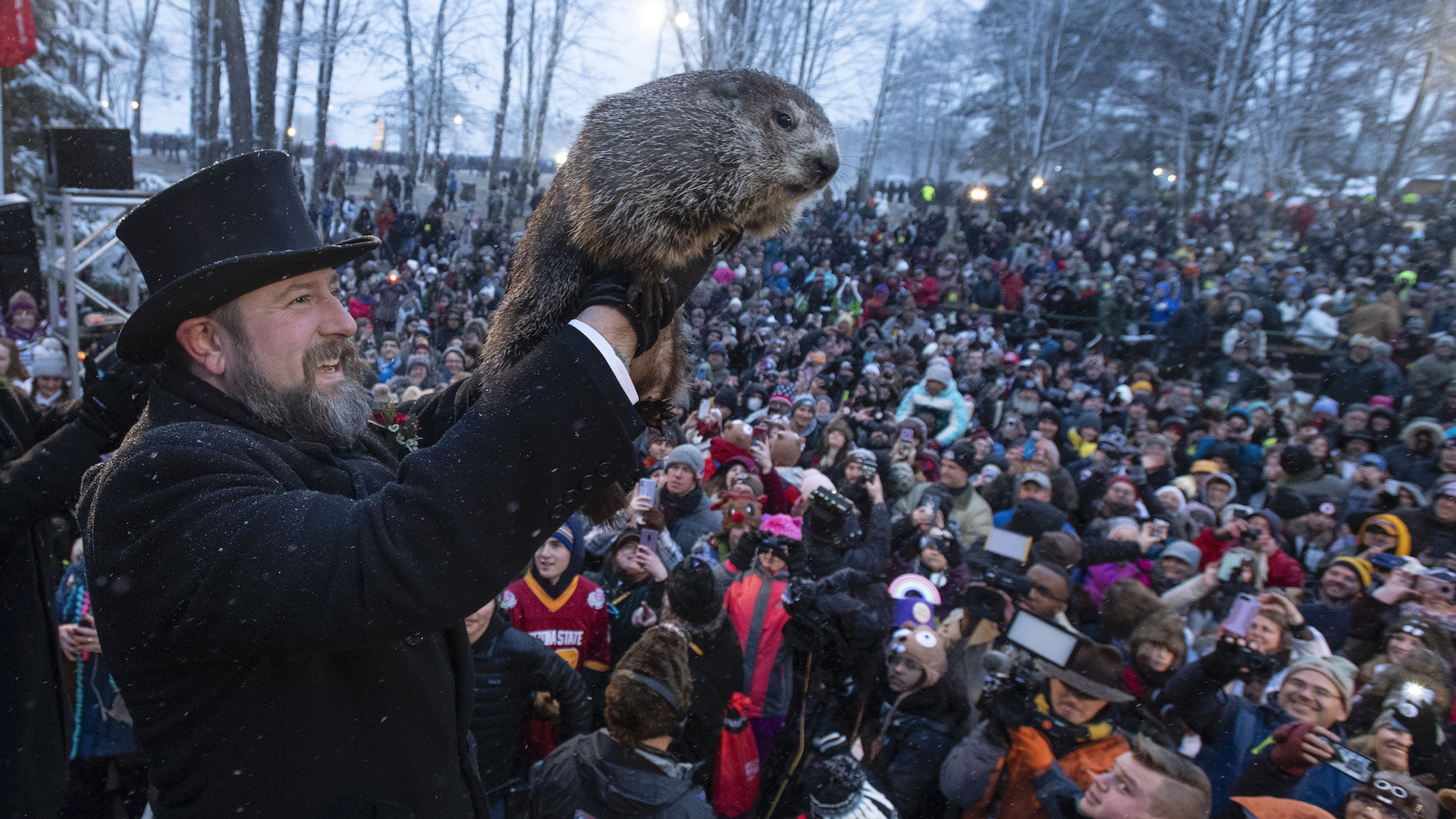 ​Groundhog's Day 2020: Spring will come early this year