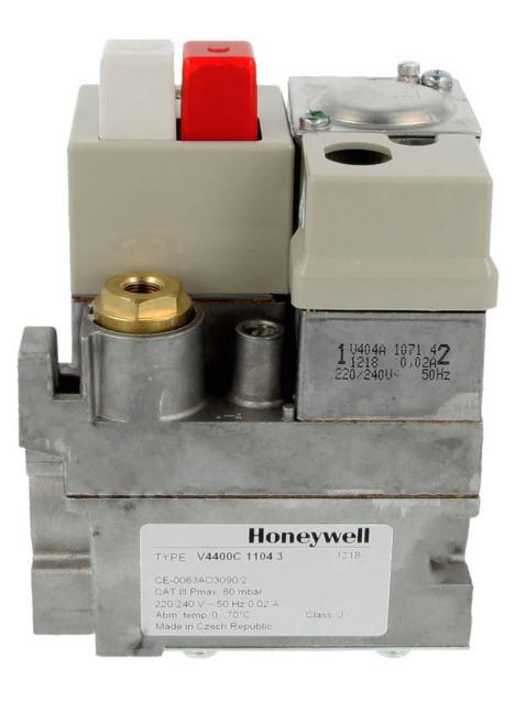 Honeywell V4400C1104 gas control block