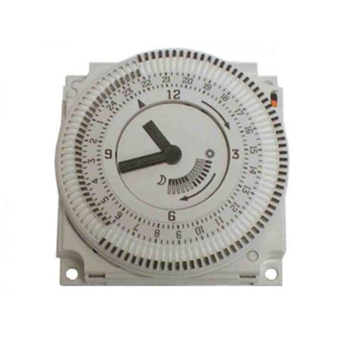 Siemens AUZ3.1, analog 24-hour time switch