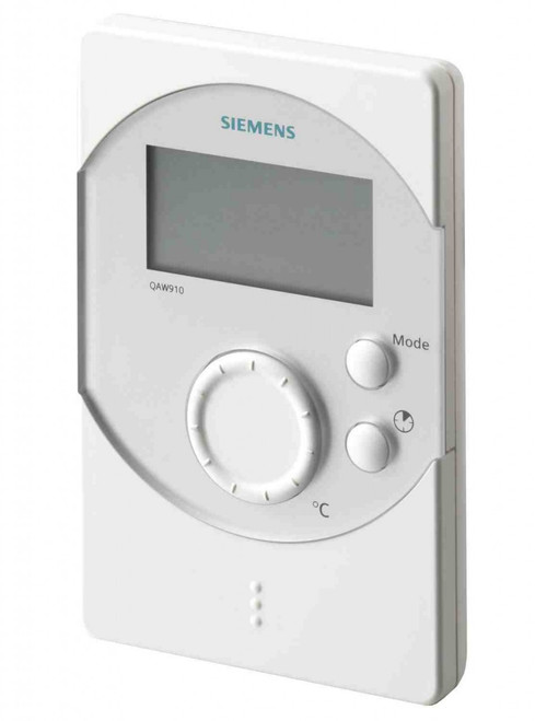 Siemens QAW910 wireless room unit