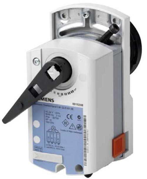Siemens GDB331.9E Rotary actuators for ball valves