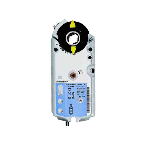 Siemens GMA121.1E rotary air damper actuator 2-position