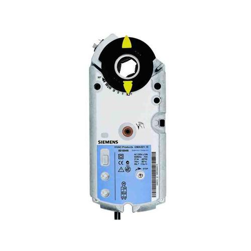 Siemens GMA136.1E air damper rotary actuator 3-position
