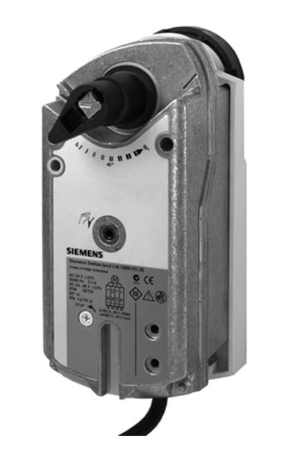 Siemens GMA161.9E , Rotary actuator for ball valves
