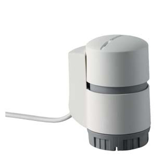 Siemens STP63 actuator
