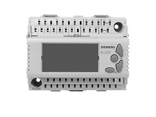 Siemens RLU220 Universal Controllers