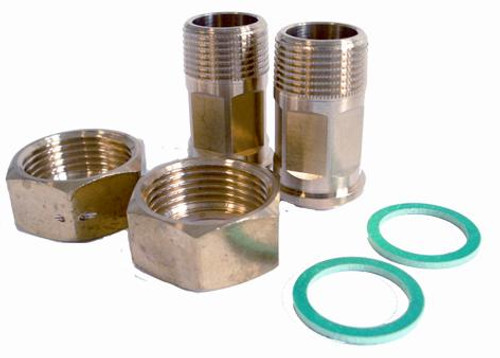 Siemens WZM-E54  Mounting kit, pair of fittings with gaskets