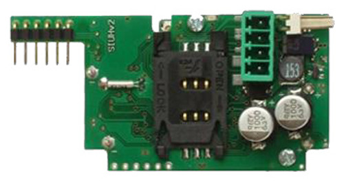 WZU-GM, GSM module with two pulse inputs