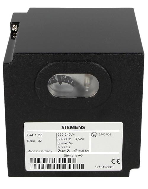 Siemens LAL1.25-110V