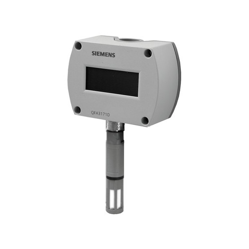 Siemens QFA3171D, Room sensor for humidity