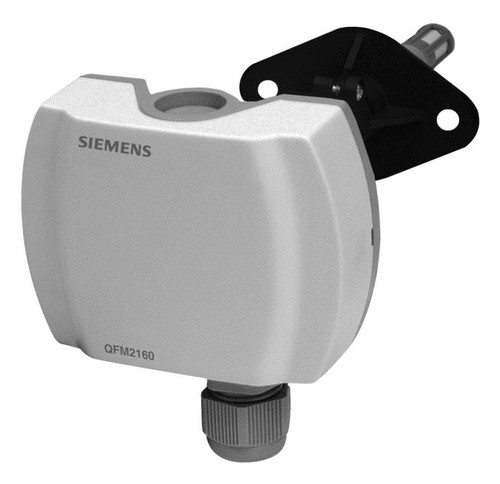 Siemens QFM2160 Duct sensor for humidity