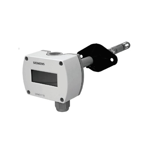 Siemens QFM3160D Duct sensor for humidity