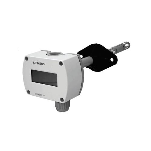Siemens QFM3171D Duct sensor for humidity