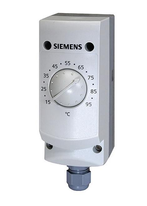 Control Thermostats Siemens RAK-TR.1210B-H