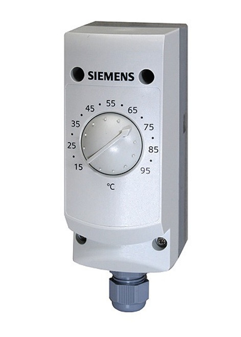 Control Thermostats Siemens RAK-TR.1000S-H