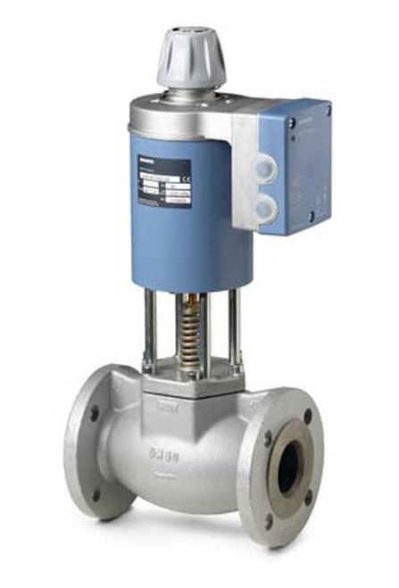 Siemens MVF461H20-5 , 2-port seat magnetic control valve