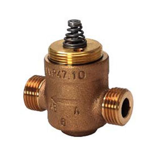 Siemens VVP47.15-2.5 , 2-port seat valve, external thread, PN16, DN15, kvs 2.5