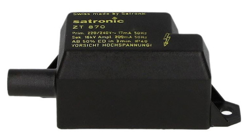 Honeywell ZT870 ingintion transformer