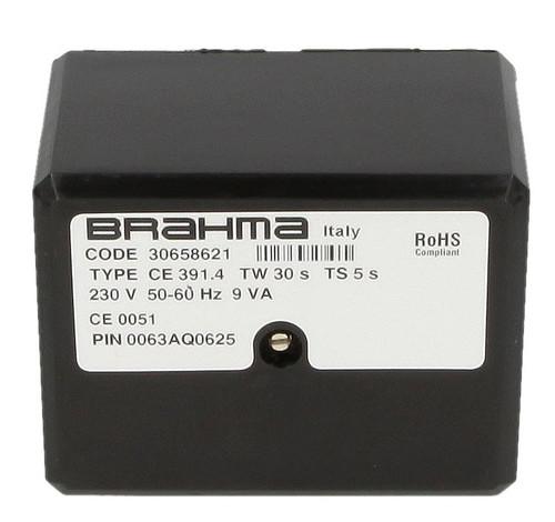 Brahma CE391.4, 30658621 Burner control unit