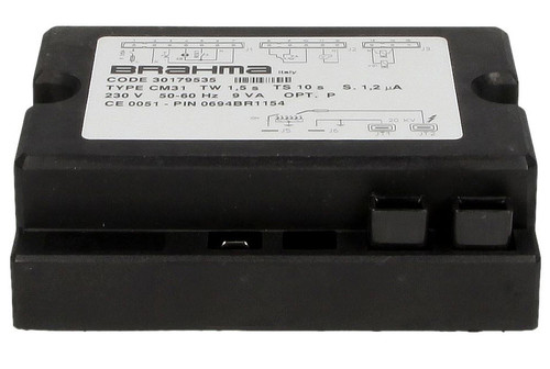 Brahma CM31 30179535 Gas burner control unit