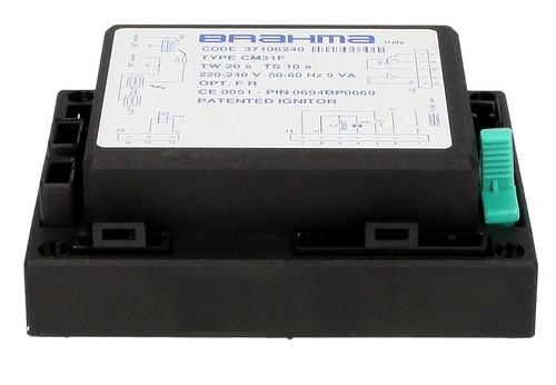 Brahma CM31F, 37106240 control unit