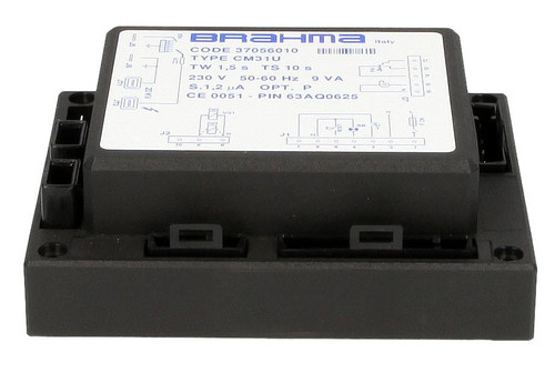 Brahma CM31U, 37056010 Gas burner control unit