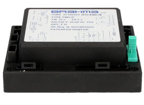 Brahma UF CM31F, 37106225 control unit