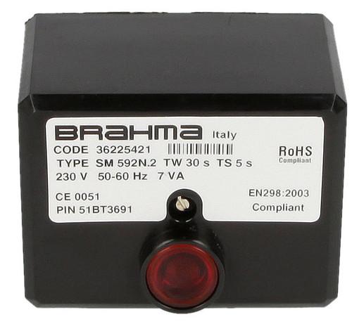 Brahma SM 592.2 , 36225421 Control unit