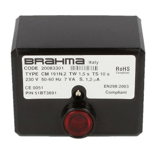 Brahma CM 191.2 20083301 Gas burner control unit