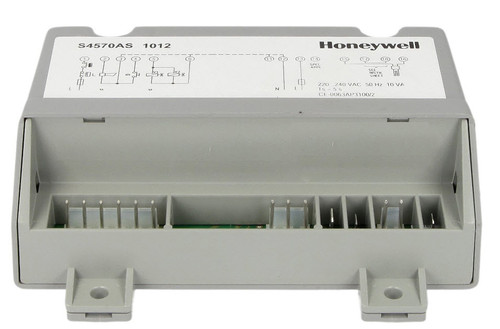 Honeywell S4570AS1012B Control unit