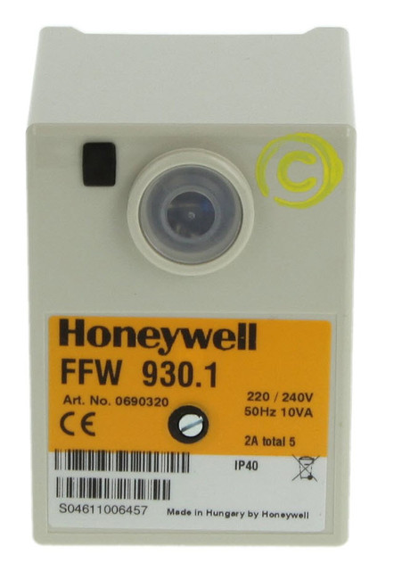 Honeywell Flame detector Satronic FFW 930.1