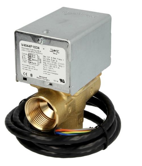 "Honeywell V4044F1034 Three-way zone valve 1"" IT"