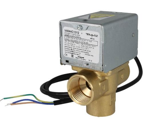 """Honeywell V4044C1312 Three-way zone valve , 1"""" IT 230 V/50 Hz"""