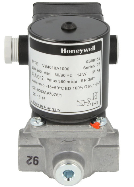 Honeywell VE4010A1006 gas solenoid valve