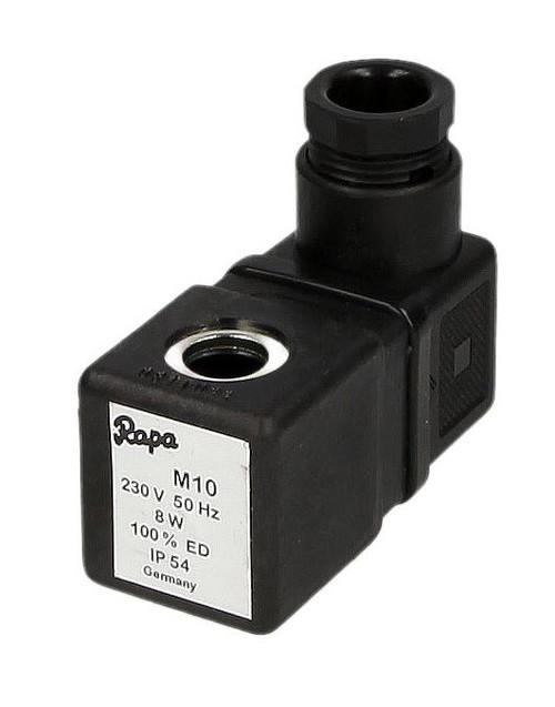 Rapa M10 230V 50Hz solenoid coils