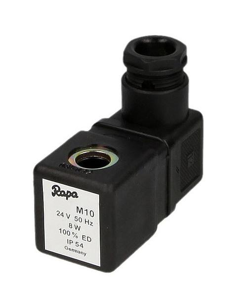 Rapa M10 24V 50Hz solenoid coils