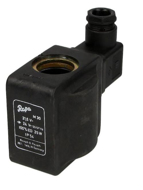 Rapa M30, 24V, 50Hz Solenoid spool