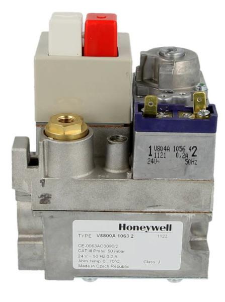 Honeywell V8800A1063 Gas control block