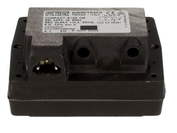 FIDA 8/20 CM ignition transformer