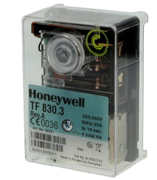 Oil burner control unit TF830.3