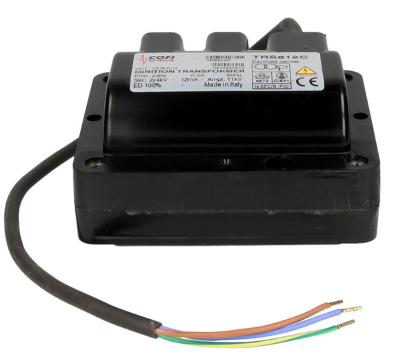 TRS812C, COFI ignition transformer