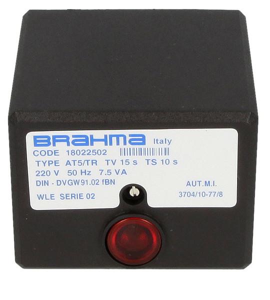 Brahma AT5/TR, 18022502 Gas burner control unit