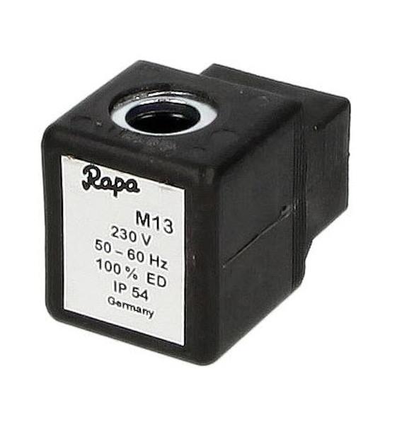 Rapa M13 230V 50Hz, solenoid coils