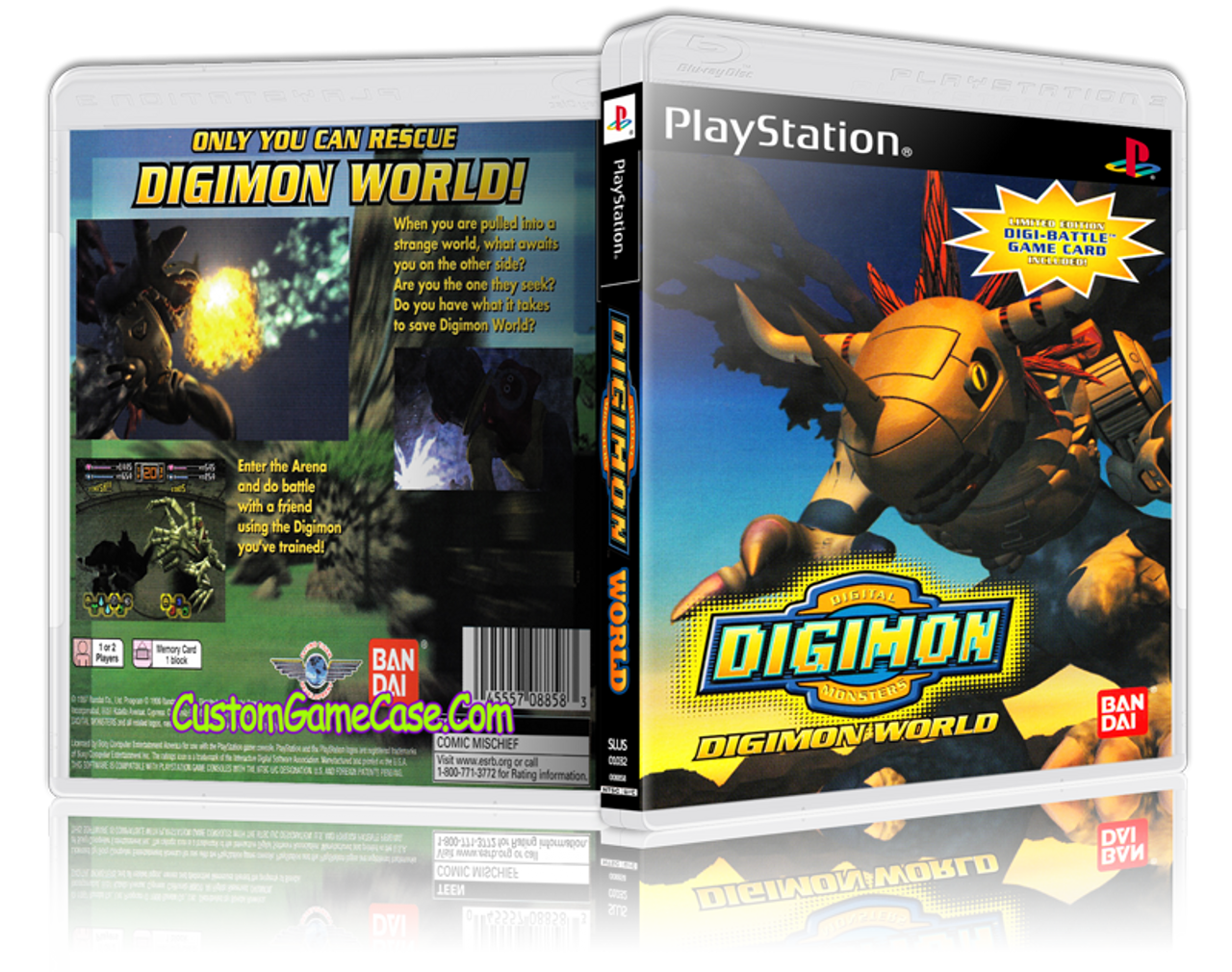 digimon world 2 strongest digimon
