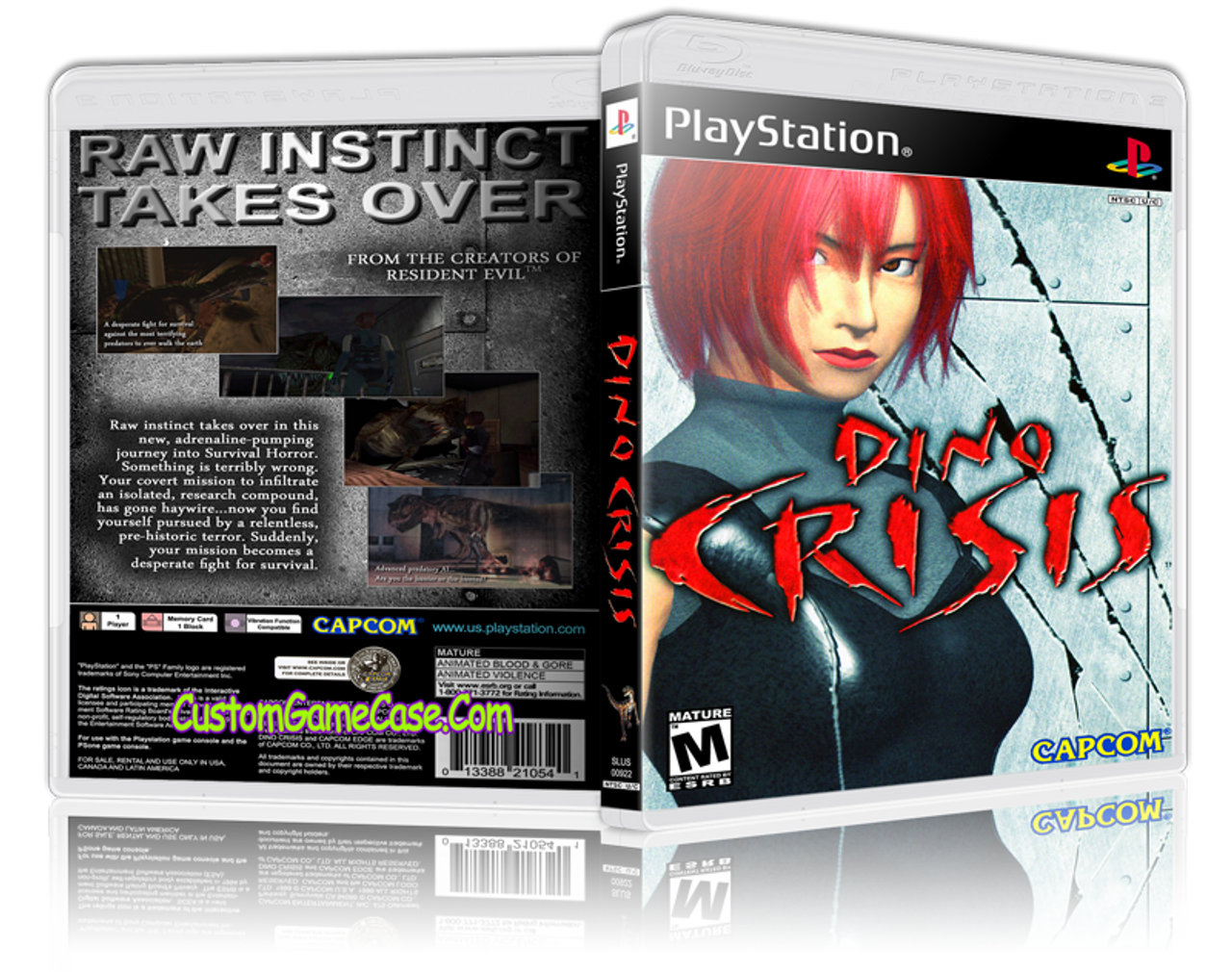 Dino Crisis 1 Psx Rom idea gallery